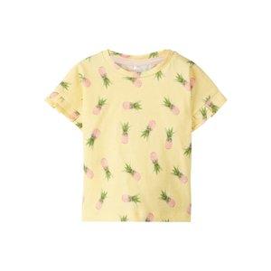 NAME IT meisjes t-shirt popcorn