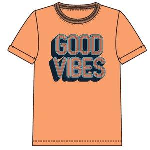 NAME IT jongens t-shirts orange pop