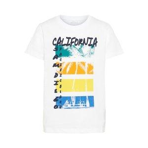 NAME IT jongens t-shirts bright white