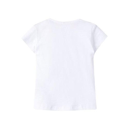 NAME IT Name it meisjes t-shirts bright white