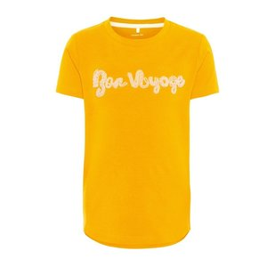 NAME IT meisjes t-shirts cadmium yellow