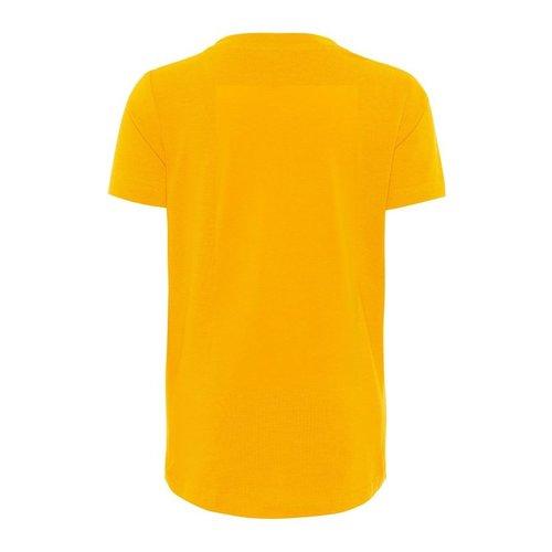 NAME IT Name it meisjes t-shirts cadmium yellow