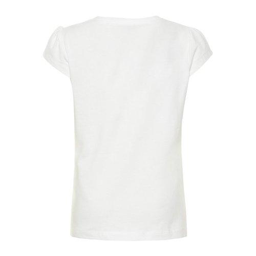 NAME IT Name it meisjes t-shirts bright white
