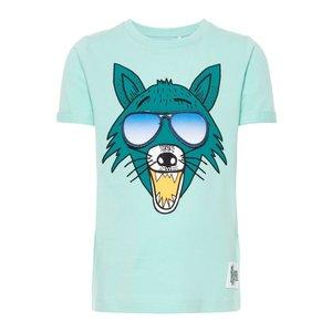 NAME IT jongens t-shirts ocean wave