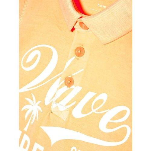 NAME IT Name it jongens t-shirts orange pop