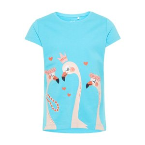 NAME IT meisjes t-shirts bachelor button