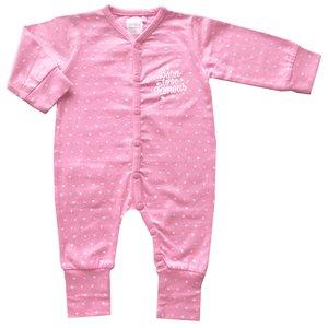 BORN TO BE FAMOUS meisjes boxpak pink aop nos