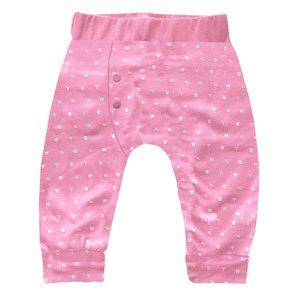 BORN TO BE FAMOUS meisjes broek pink aop nos