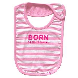 BORN TO BE FAMOUS meisjes slab pink aop nos