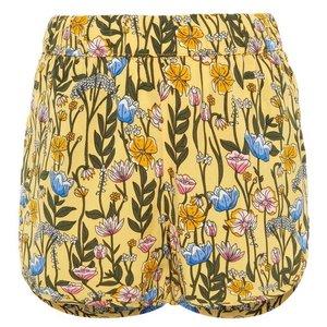 NAME IT meisjes korte broek pale marigold