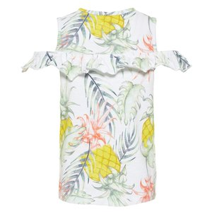 NAME IT Name It meisjes t-shirt bright white