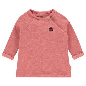 NOPPIES meisjes jurk peach blossom catalina