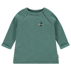 NOPPIES meisjes jurk sagebrush green catalina