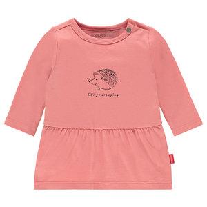 NOPPIES meisjes jurk peach blossom ceres