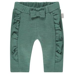 NOPPIES meisjes broek sagebrush green chrystal