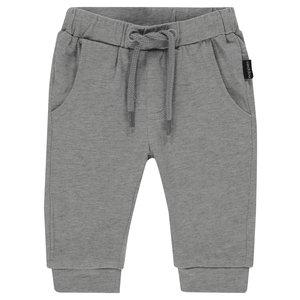 NOPPIES jongens broek light grey melange bainbridge