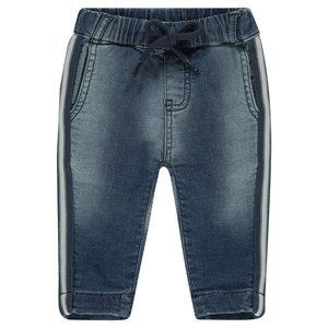 NOPPIES jongens broek medium blue wash brownsville