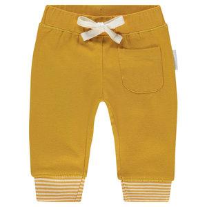 NOPPIES unisex broek mineral yellow quaqua