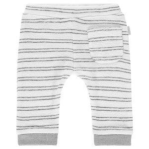 NOPPIES unisex broek blanc de blanc quakertown
