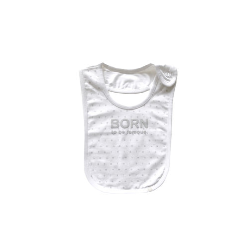 BORN TO BE FAMOUS Born To Be Famous unisex slab white aop nos