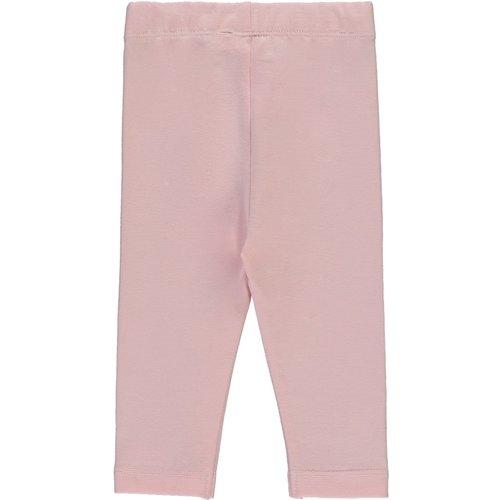 LEVV LEVV meisjes legging old pink ishana newborn nos