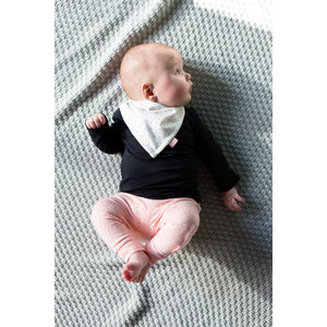LEVV LEVV meisjes broek dusty pink small dot inge newborn nos
