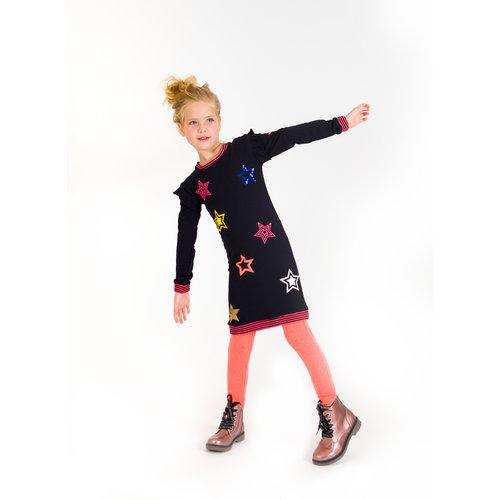 O'Chill O'chill meisjes jurk berber