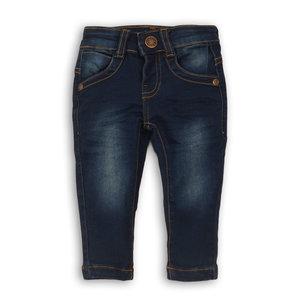 adc53d7ce2b DIRKJE BABYKLEDING meisjes jeans dark blue jeans so bright hello