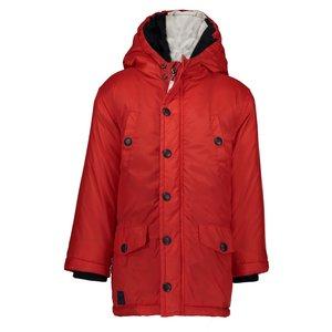 LCEE kidswear jongens jas gilead red
