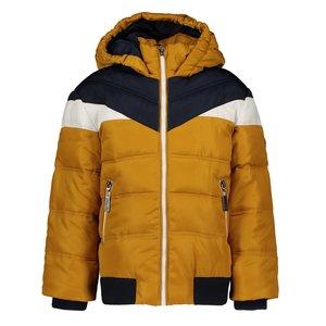LCEE kidswear jongens bomberjacket golden honey