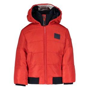 LCEE kidswear jongens bomberjacket gilead red