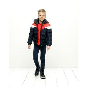 LCEE kidswear jongens bomberjacket blue navy
