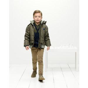 LCEE kidswear jongens bomberjacket castle green