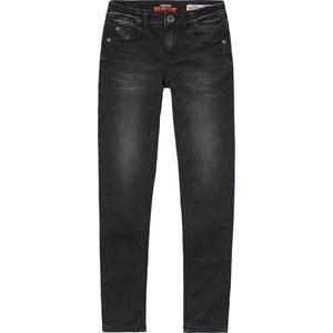 VINGINO meisjes bettine spijkerbroek black vintage