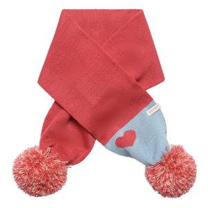 ESPRIT meisjes sjaal strawberry