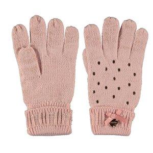 LE CHIC meisjes handschoenen victorian pink