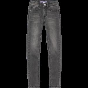 RAIZZED meisjes broek super skinny fit dark grey stone chelsea