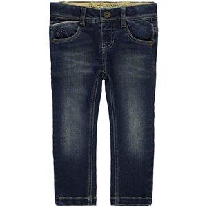 NAME IT jongens jeans dark blue denim
