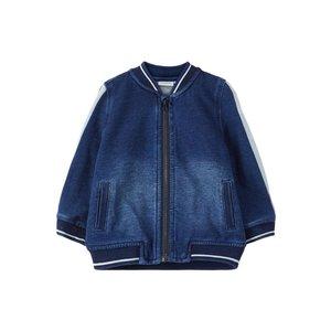NAME IT jongens jas medium blue denim