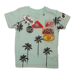REPLAY jongens t-shirt mint