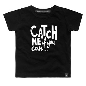 YOUR WISHES unisex t-shirt catch me black
