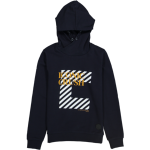 CRUSH DENIM jongens hoodie navy warley