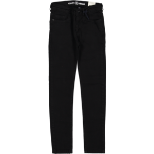 CRUSH DENIM jongens broek black crusher colour