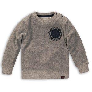 KOKO NOKO jongens trui grey melange