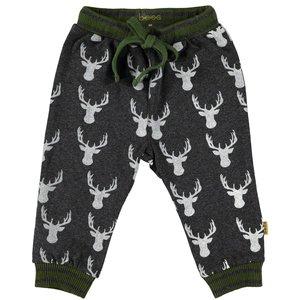 B.E.S.S. jongens broek anthracite deer