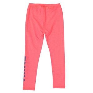 FUNKY XS meisjes legging fluor pink