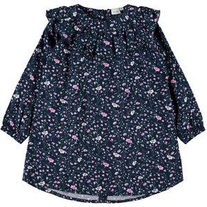 8a9cd0976ed NAME IT meisjes jurk dark sapphire