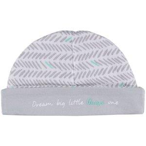 Quapi little noek hat grey stripe nos
