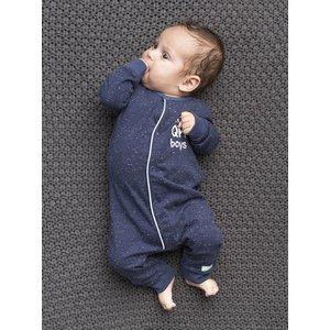 Quapi little nadal playsuit jeans blue neppy nos