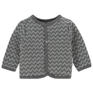 NOPPIES unisex vest grey melange quanzhou
